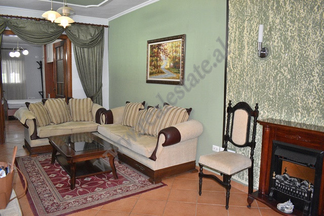 Three-bedroom apartment for sale in Dora D'Istria road, in Tirana.