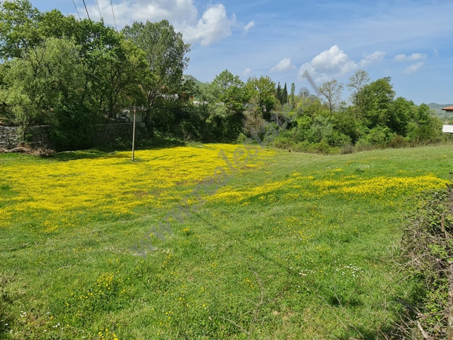 Land for sale in Tagan, Petrela. It has a surface of 1250 m2, suitable for construction. The utili
