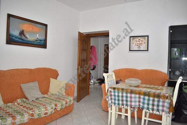 Two-bedroom apartment for sale in Ali Demi street in crossroads with Kont Leopold Bertold street, in