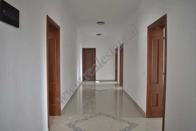Office for rent on Musa Agolli street in Tirana.