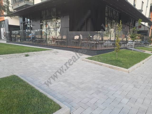 Coffee bar for rent in the Astir zone in Tirana.