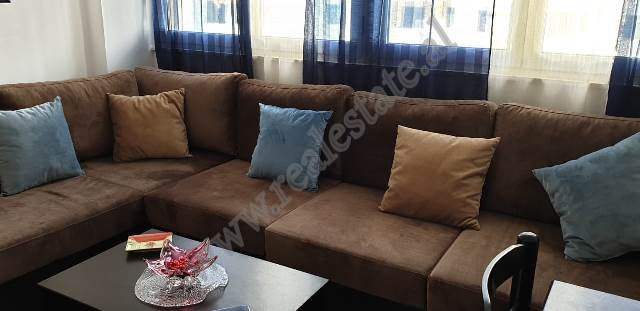 One-bedroom apartment for sale in Iliria street, in Durresi beach. The apartment is located on the