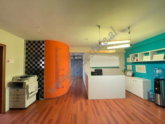 Office space for rent in Vaso Pasha street in Tirana. The office is located in one of the most pref