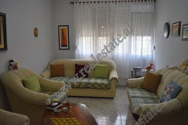 Apartment for business for sale on Johan Fan Street in Tirana. The apartment is located on