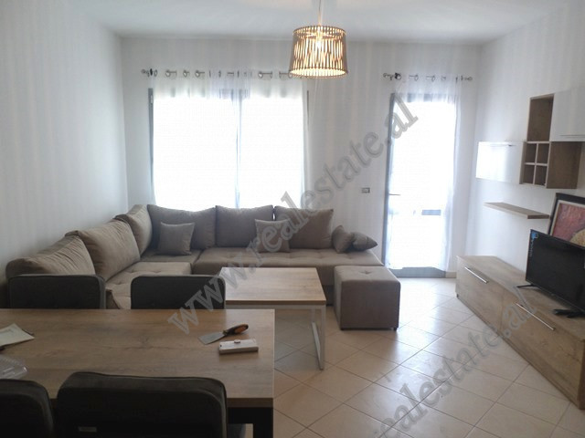 Two bedroom apartment for rent in Karl Topia square in Tirana, Albania.