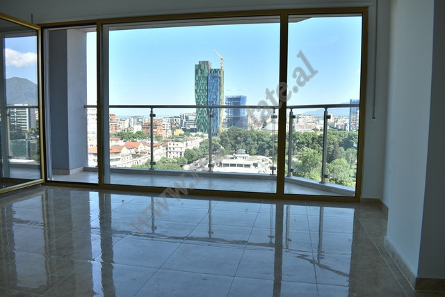 Office space for rent near Twin Tower in Donika Kastrioti street in Tirana. It is positioned on t