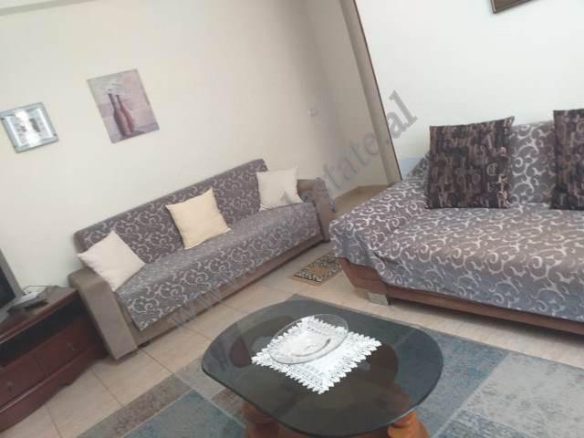 One bedroom apartment for rent in 3 Vellezerit Kondi streetin Tirana, Albania. It is situated