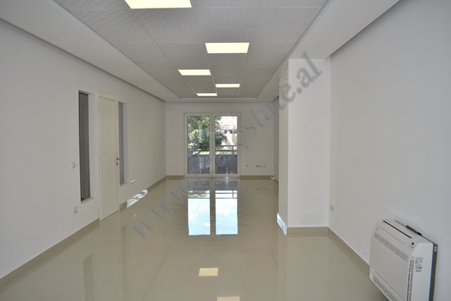 Office space for rent in Mihal Duri street near Kavaja street in Tirana, Albania. The office is par