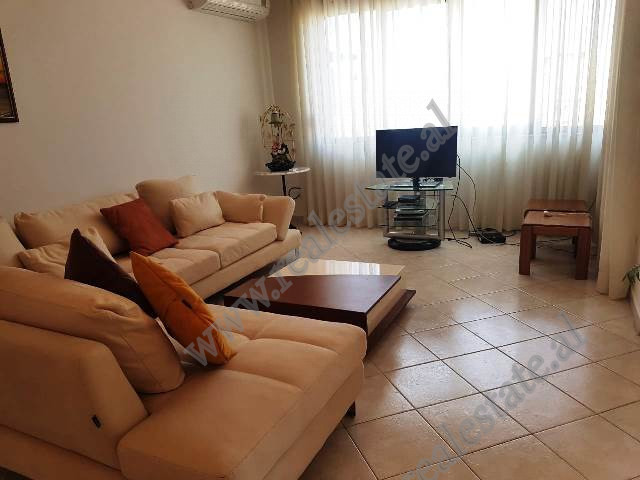 Three bedroom apartment for rent close to Sami Frasheri Street in Tirana.  The apartment is situat