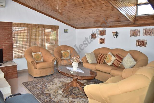 One-bedroom apartment for rent in Hysen Cino street near Elbasani street in Tirana, Albania. The ho