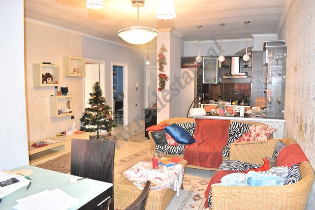 Two bedroom apartment for sale in Sali Butka street in Tirana, Albania. The house is part of a new