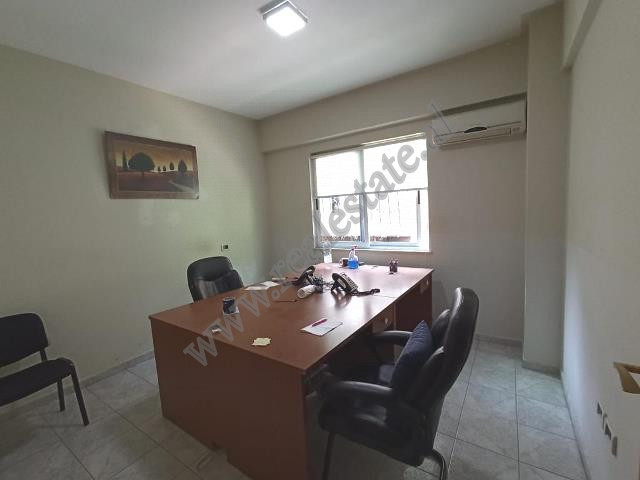 Two-bedroom apartment for sale in Nikolla Lena street near the District Court in Tirana, Albania. T