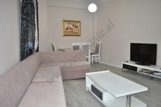 Apartament 2+1 me qira ne rrugen Dritan Hoxha prane Universitetit Zoja e Keshillit te Mire ne Tirane