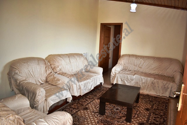 Apartment for rent in Elbasani street in Tirana, Albania. It's situated on the 2nd floor of a