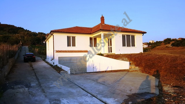 Villa for rent in Ndroq village in Tirana, Albania. The total surface of the house is 128 m2 and th