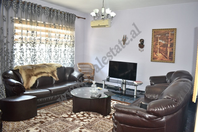 Apartment for sale in Shefqet Kuka street in Tirana, Albania. The house is part of a 2-storey villa