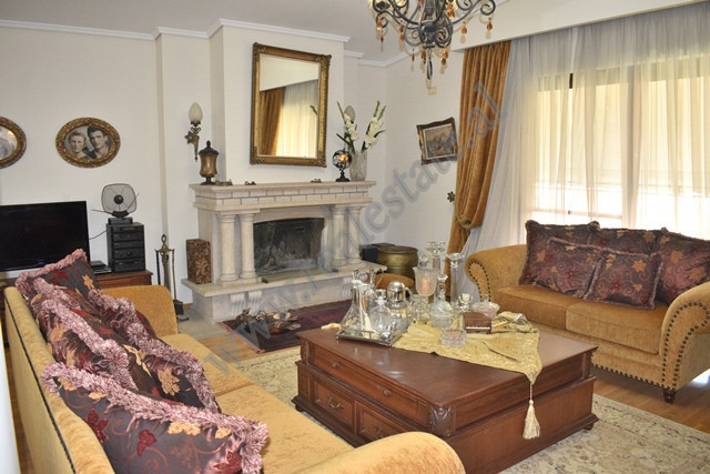 Modern apartment for rent in Gramoz Pashko street in Tirana, Albania. The house is positioned on th