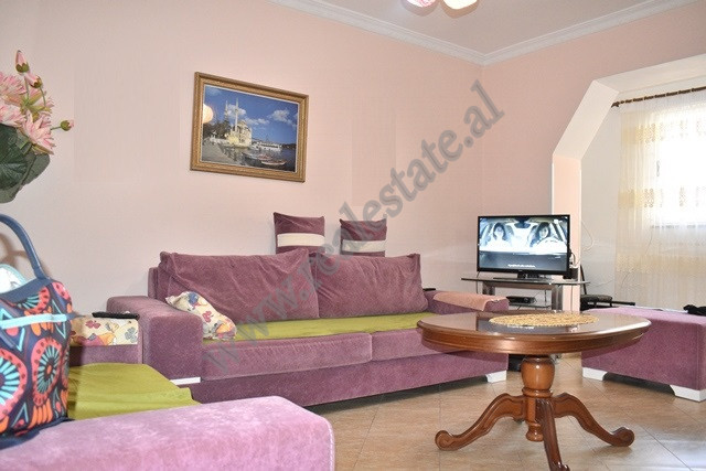 Apartment for sale in Emin Duraku street in Tirana, Albania. It is located in a very popular and we