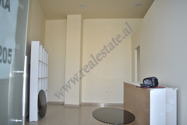 Office for rent in Nikolla Jorga street in Tirana, Albania. It is part of a new building and it is