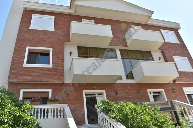 Villa for sale in Hiqmet Buzi street in Tirana, Albania. It is located in a very quiet area in Sauk
