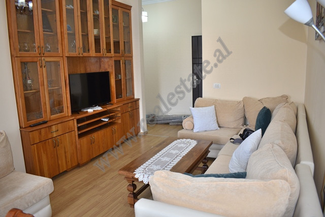 Apartment for rent in Bilal Sina street in Tirana, Albania. It is situated on the 3rd floor of a ne
