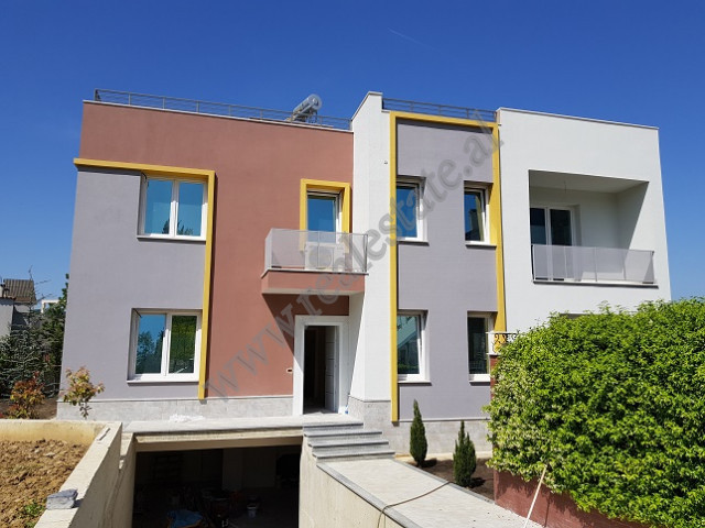 Vila for sale in Lunder area, very close to TEG in Tirana, Albania. The villa is built in the recen