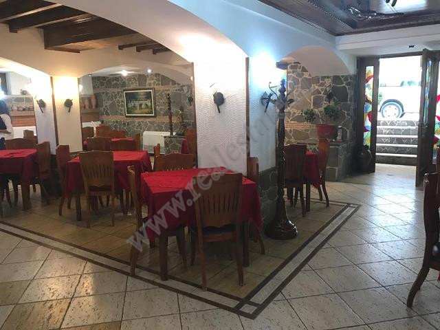 Bar-restaurant for rent near Tanners Bridgein Tirana, Albania. The place is positioned on the