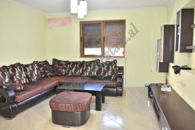 Apartment for sale in Idriz Dollaku street in Tirana, Albania. It is placed on the fourth floor of