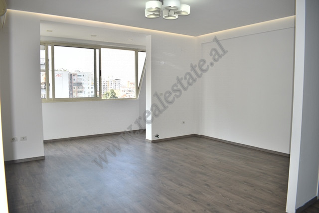 Office space for rent in Siri Kodra street in Tirana, Albania. It is situated on the 5th floor of a