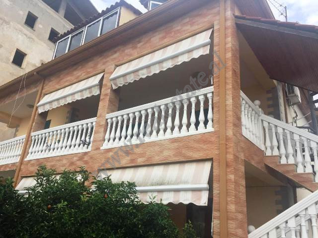 Villa for sale in Uji I Ftohte street in Vlora, Albania. The building has a construction surface of