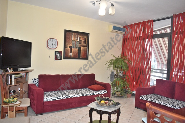 Two-bedroom apartment for sale in Aleksander Moisiu street in Tirana, Albania. The house is part of
