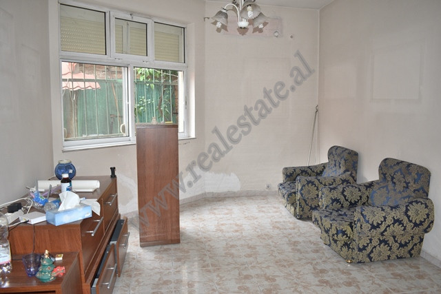 Office space for rent in Dibra street in Tirana, Albania. It is placed on the first floor of a two-