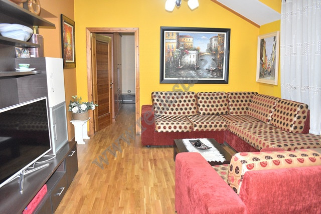 Three-bedroom apartment for rent in Gramoz Pashko street in Tirana, Albania. It is placed on the th
