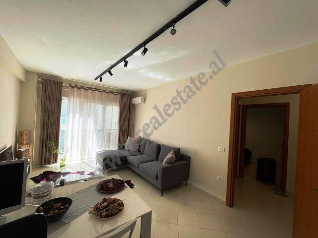 One-bedroom apartment for sale in Murat Terbaci street in Vlora, Albania. This house is totally inv