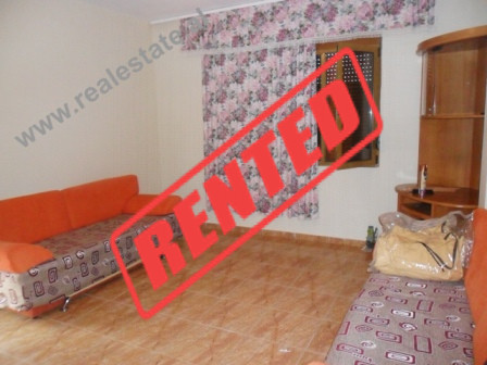Apartment for rent in Hysni Gerbolli Street in Tirana.