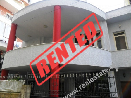 Two storey villa for rent in Tirana. The 250 m2 of living space are organized in 2 floors, where ea