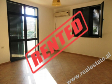Office for rent in Barrikadave Street in Tirana.  The apartment is situated on the 2nd floor of a