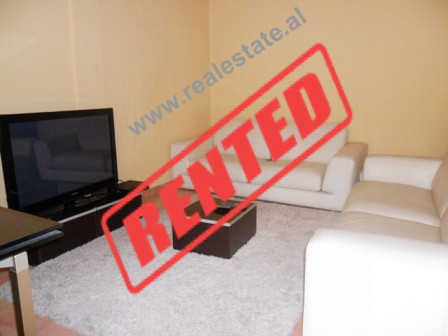 One bedroom apartment for rent in Nikolla Lena Street in Tirana.