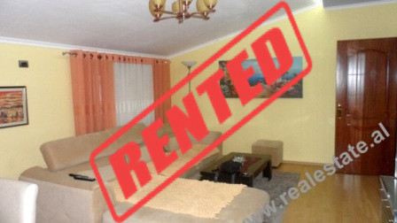 Two bedroom apartment for rent close to Vasil Shanto area in Tirana.  Although, this property is s