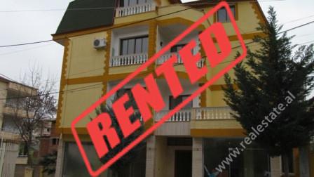 Three storey villa for rent close to Tre Vellezerit Kondi Street in Tirana.  The villa is located