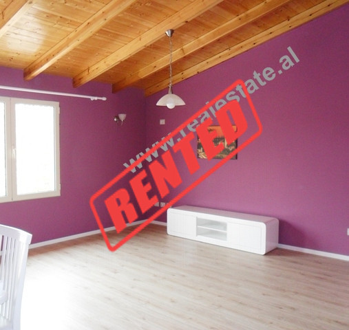 Modern apartment for rent in Reshit Collaku Street in Tirana.  The apartment is situated on the 6-