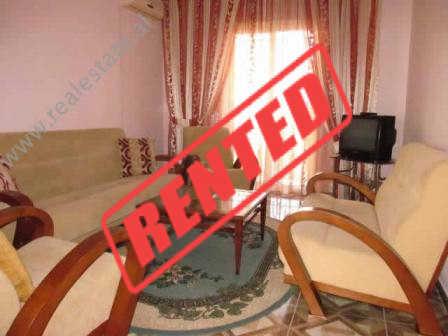 Apartment for rent in Besim Fagu Street in Tirana.