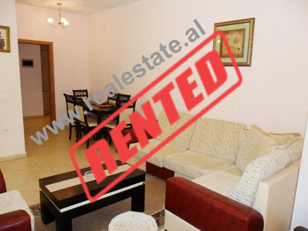 One bedroom apartment for rent in Dritan Hoxha Street.  The apartment is situated on the 7-th floo