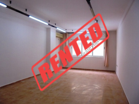 Office for rent near Petro Nini Luarasi school in Tirana.
