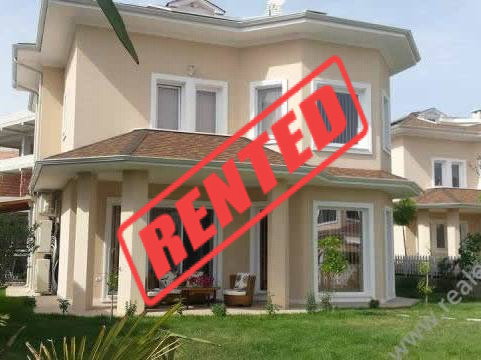 Villa for rent in a closed residence , Tuscany Villas very close to Tirana Esat Gate shopping center