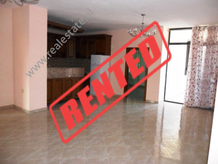 Apartment for rent at the beginning of the Karl Gega Street in Tirana.  It is situated on the 6-th