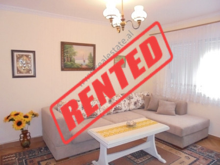 One bedroom apartment for rent near Durresi street in Tirana.  Positioned on the fourth floo
