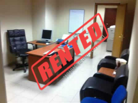Modern office for rent at the beginning of Kavaja Street in Tirana.  It is situated on the 8-th fl