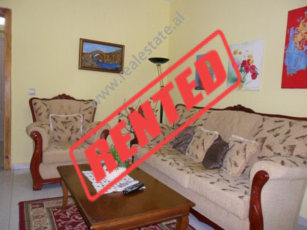Apartment for rent close to the beginning of Myslym Shyri Street in Tirana.