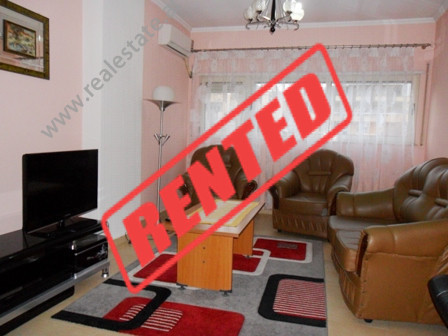 Apartment for rent in Don Bosko Street in Tirana.  It is situated on the 2-nd floor in a new compl